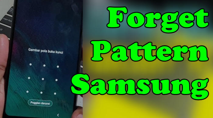 Unlock Screen Password Samsung