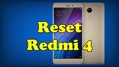 How To Reset Redmi 4 Prime