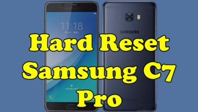 How To Reset Samsung C7 pro