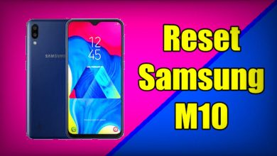 How To Reset Samsung Galaxy M10